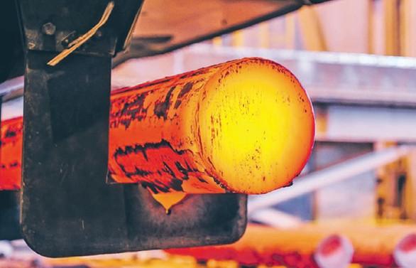 Ham çelik üretimi ağustosta yüzde 22,9 arttı