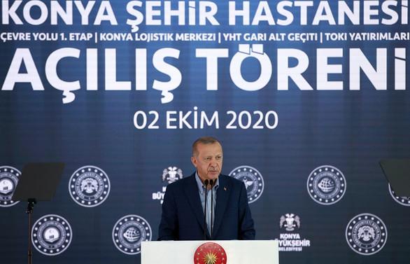 Erdoğan: Karabağ işgalden kurtulana kadar bu mücadele sürecektir