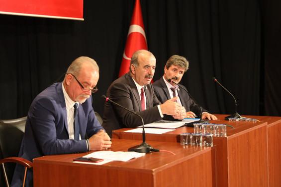 Mudanya'nın 2019 yılı bütçesi belirlendi