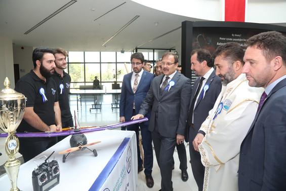 Bursa Teknik Üniversitesi 2018-2019 akademik yılı açıldı