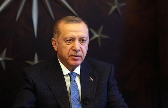 Cumhurbaşkanı Erdoğan'dan Reyhanlı Barajı paylaşımı