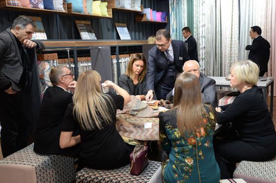 Bursalı tekstilciler, 23 ülkeden meslektaşlarıyla buluşacak
