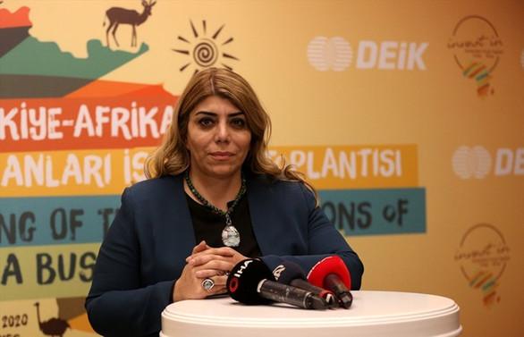 Türk ve Afrikalı iş insanları bir araya geliyor