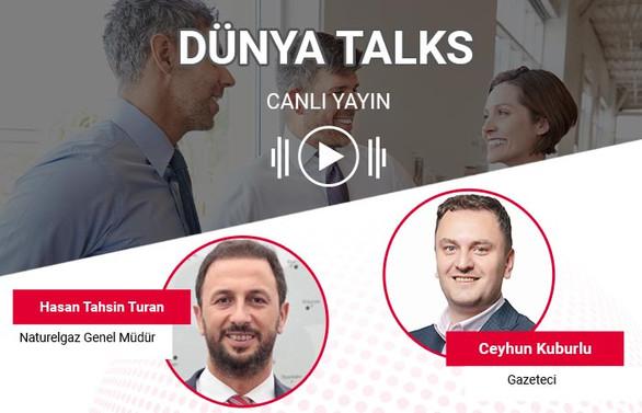 Naturelgaz Genel Müdürü Turan: 'Keşif' doğalgaz sektörüne büyüme ve istikrar getirecek
