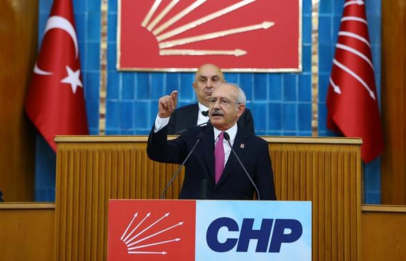 Kılıçdaroğlu: Türkiye tam bir dert yumağına döndü
