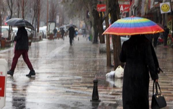 Marmara Bölgesi'nde sıcaklıklar düşüyor