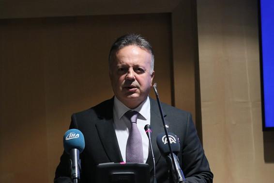 TİM Başkanı Gülle: Lojistik merkezler daha da önem kazanacak