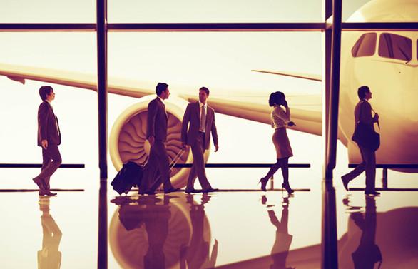 Eylülde 9,5 milyon kişi hava yolunu kullandı