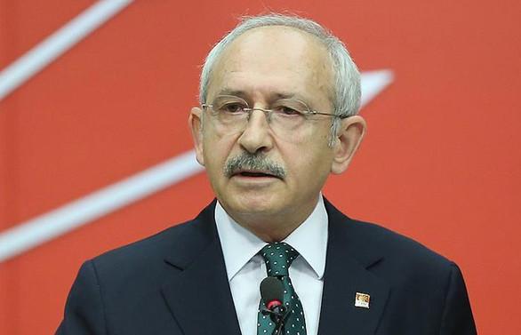 Kılıçdaroğlu'ndan Jak Kamhi için taziye mesajı