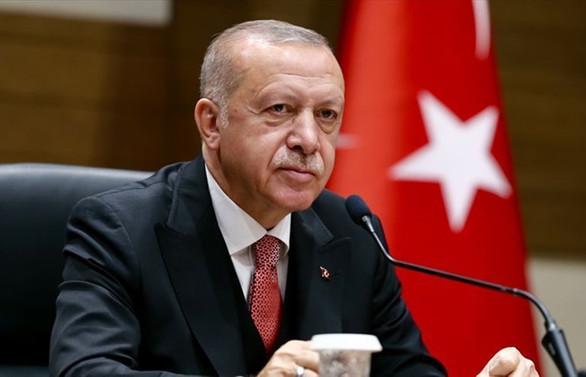Cumhurbaşkanı Erdoğan: COVID-19 salgını son bir asrın en büyük sağlık krizlerinden biri