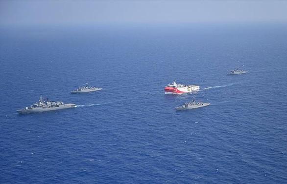 Yunanistan ve Türkiye'den karşılıklı NAVTEX ilanları