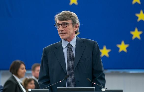Avrupa Parlamentosu Başkanı Sassoli karantinada