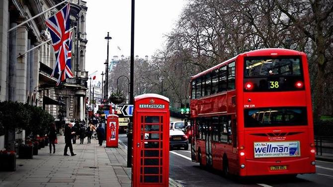 Birleşik Krallık ekonomisi ağustosta yüzde 2,1 büyüdü