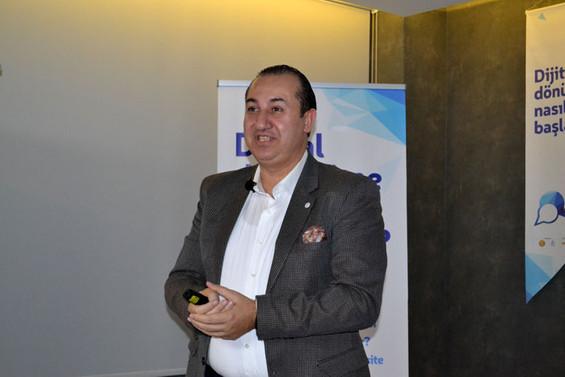Bursa 'dijital dönüşümü' konuşuyor