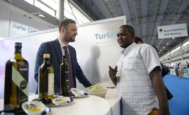 33 ülkeden 160 iş insanı işbirliği için Bursa'ya geliyor