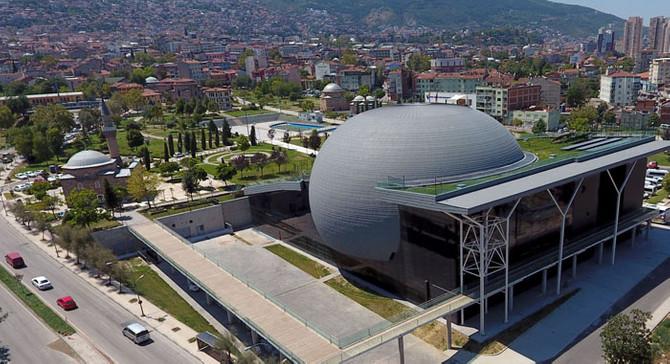 Panorama 1326 Bursa'da halk günü başlıyor