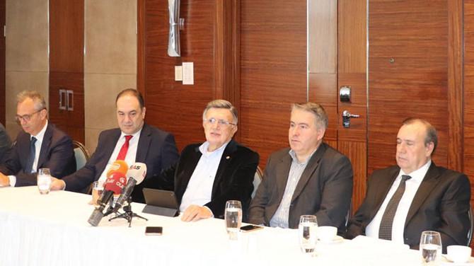 İstanbul Caddesi Bursa'nın Maslak'ı olacak