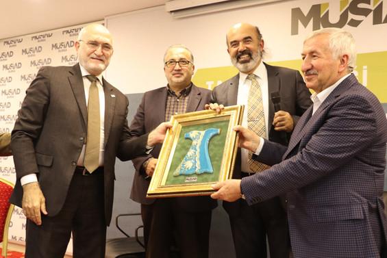 MÜSİAD, Arap iş adamlarıyla buluştu