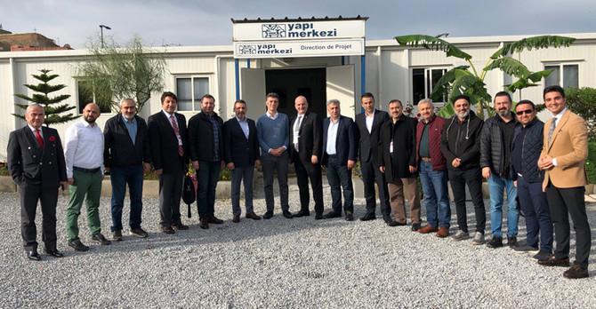 İnşaat sektörü yeni işbirlikleri için Fas'ta