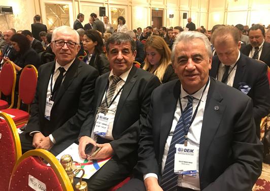 3. Bulgaristan-Türkiye İş Forumu 2019'da Bursa'da