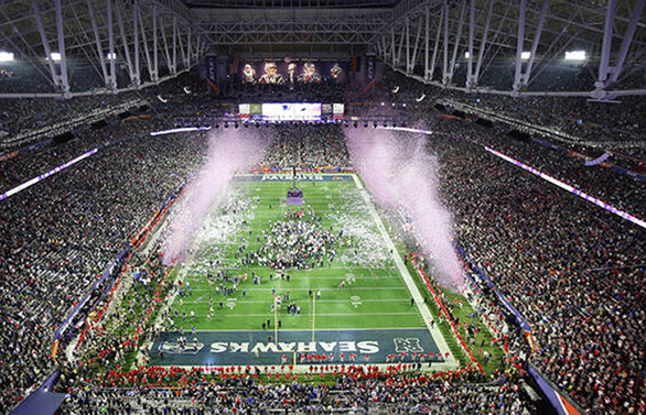 Super Bowl'dan ABD ekonomisine 17 milyar dolarlık rekor katkı bekleniyor