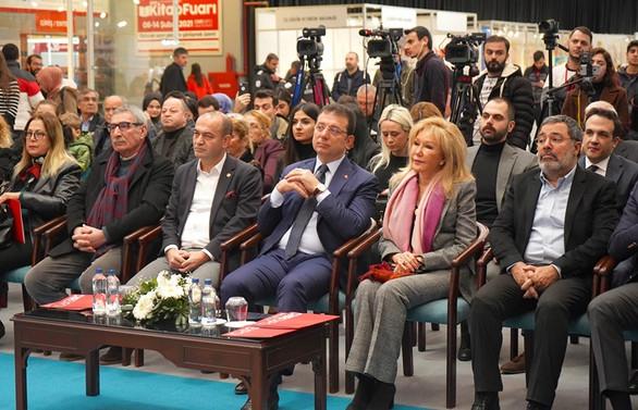 CNR İstanbul Kitap Fuarı, okurları bekliyor