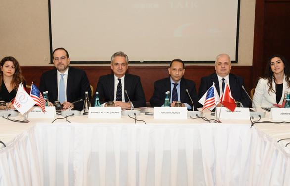 Türk ve ABD iş dünyası Washington'da bir araya gelecek