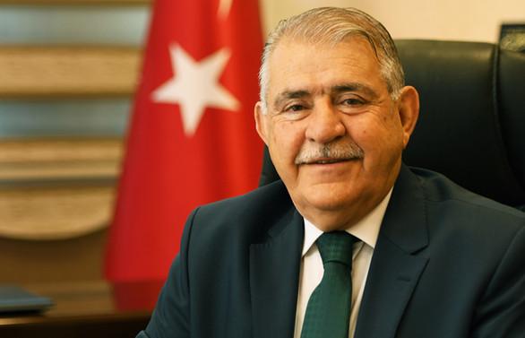 Onikişubat Belediye Başkanı Mahçiçek'ten 12 Şubat mesajı