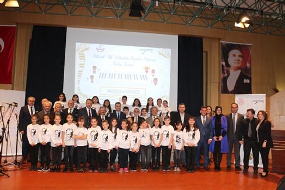 ANSİAD'dan müzik ilk okulda başlar projesi