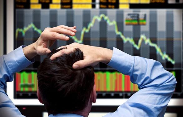 Borsada kayıp yüzde 2'yi geçti