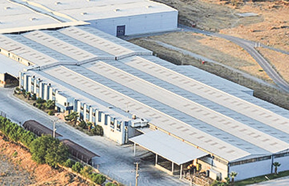 Tosunoğlu Tekstil, Sofidel'in Denizli fabrikasını satın aldı