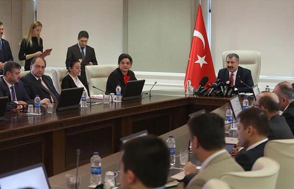 Sağlık Bakanı Koca: Gözlem altındaki 61 kişi karantinadan çıkarıldı