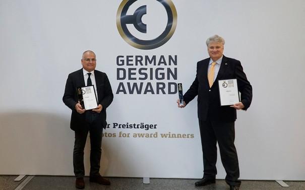 Türk Kartalı Aquila'ya Almanya'dan Altın Ödül