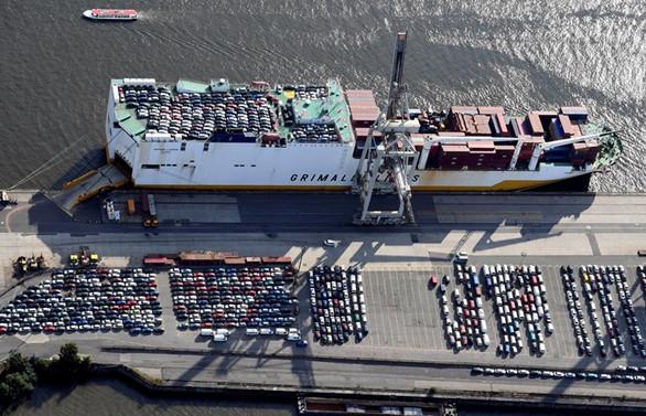 Almanya'nın en büyük ihracat pazarı ABD