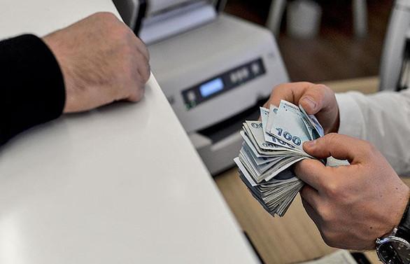 Bankaların kredi hacmi 9.8 milyar arttı