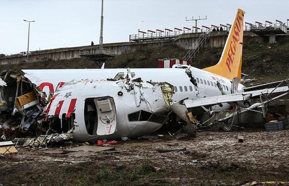Kaza soruşturmasında yardımcı pilot ifade verdi