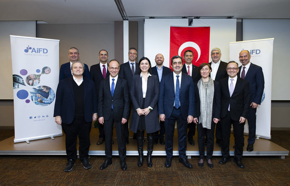 AİFD Başkanlığına Mete Hüsemoğlu seçildi