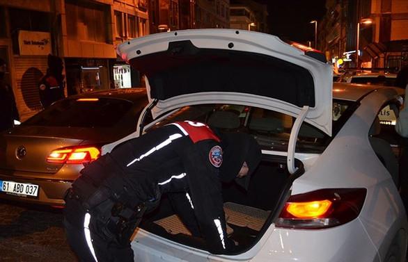 İstanbul genelinde 'Yeditepe Huzur' asayiş uygulaması