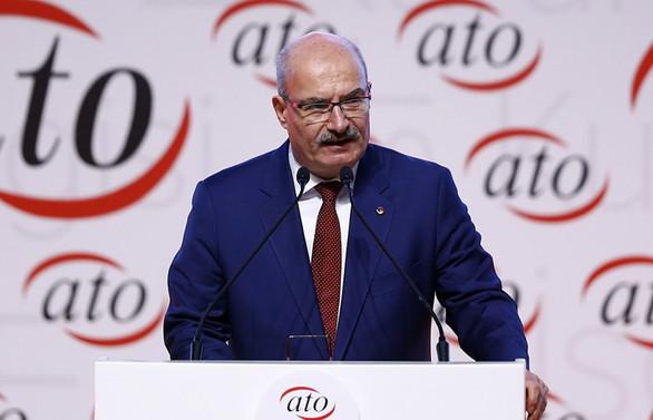 ATO Başkanı Baran: Faiz indirimleri yatırımcıya yeşil ışıl yaktı