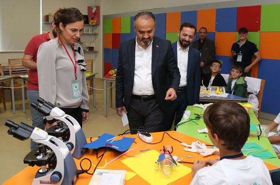 Bursa Türkiye'nin 'bilim' üssü oluyor