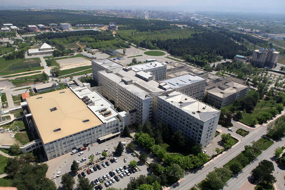 BUÜ'den bilimsel araştırmaya 70 milyon TL