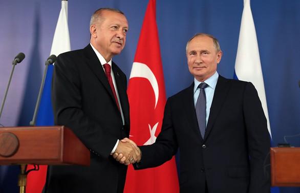 Cumhurbaşkanı Erdoğan, Putin ile bugün görüşecek