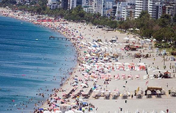 Antalya'nın 2020 turizm hedefi 18 milyon turist