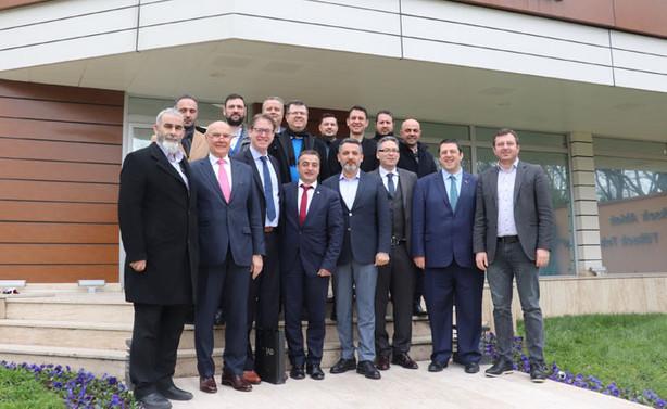 Alman İş Adamları Derneği MÜSİAD'da