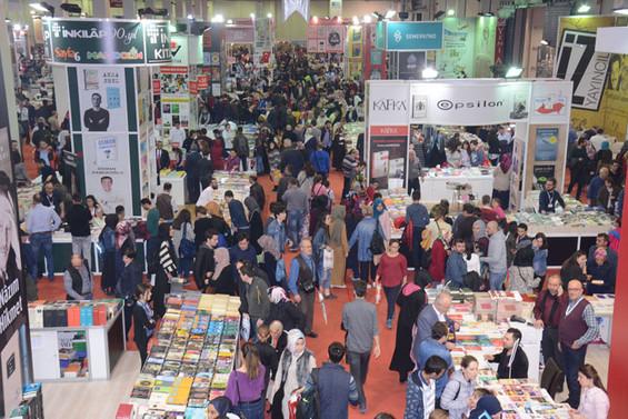 Bursa 18. Kitap Fuarı etkinlik programı açıklandı