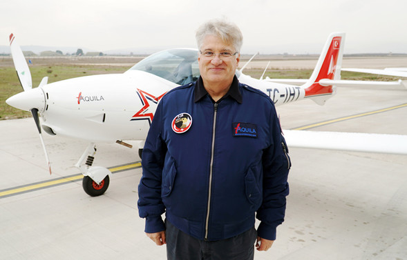 İstanbul Sivil Havacılık, eğitim uçuşlarında Türk Kartalı Aquila'yı kullanacak