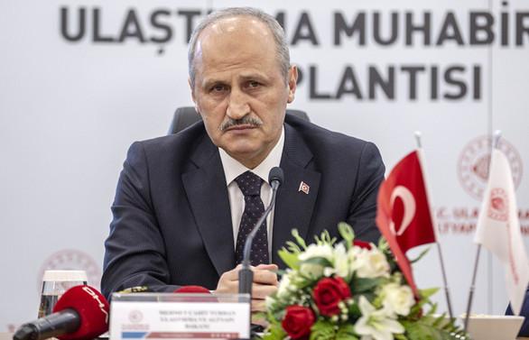 Bakan Turhan: Büyük İstanbul Tüneli Projesi ihalesi bu yıl planlanıyor