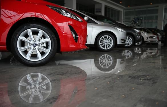 Ocak ayında otomobil ve hafif ticari araç pazarı yüzde 90 arttı