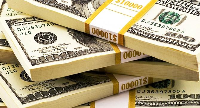 Finans dışı firmalar kasımda 176 milyar dolar döviz açığı verdi