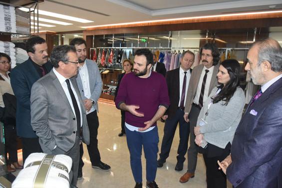 Üniversite sanayi işbirliğine bir destek de Bursalı'dan